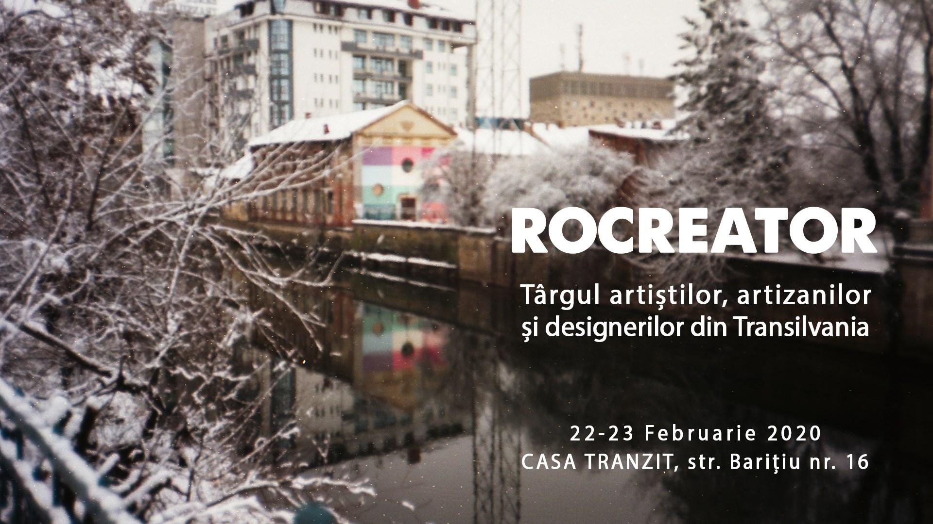 RoCreator: Târgul artizanilor și designerilor din Transilvania