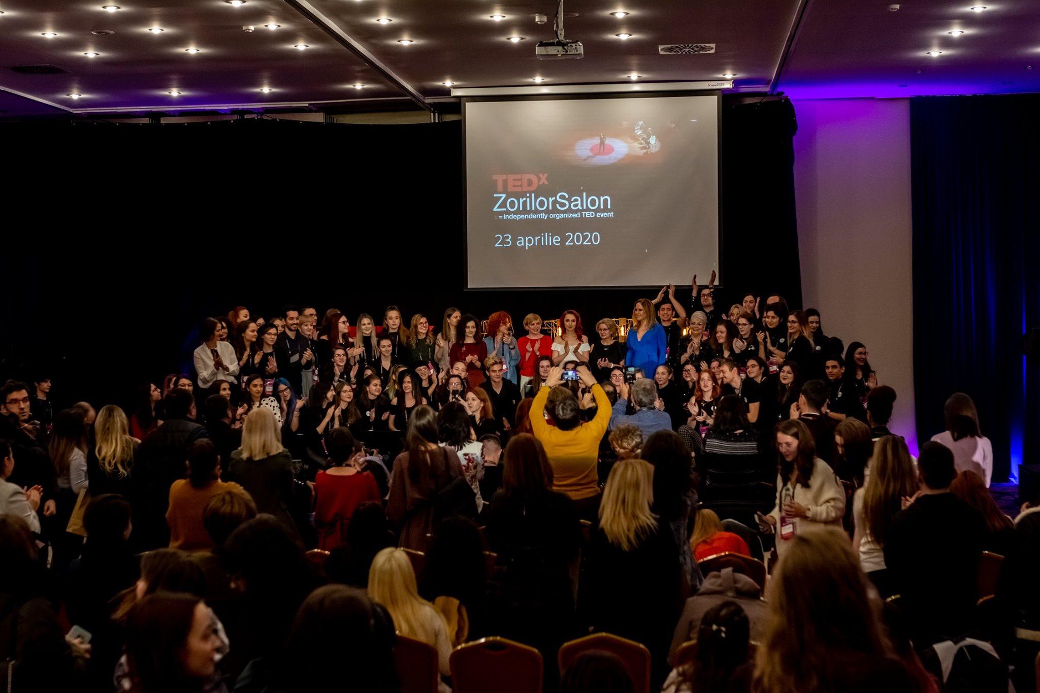 Cum a fost la TEDxZorilorWomen 2019 Bold + Brilliant