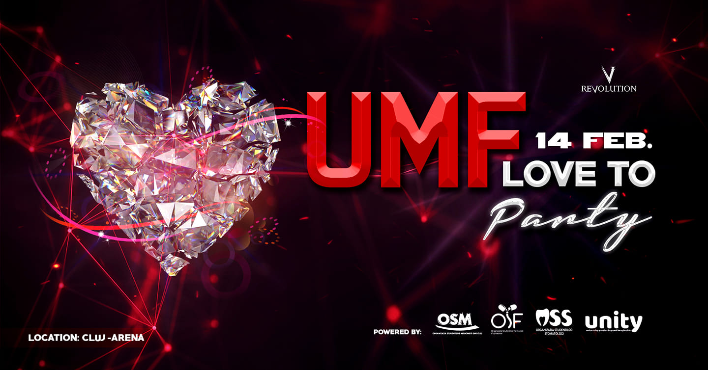 UMF love to party @ Cluj Arena