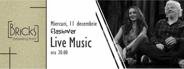 Flashover Live Music @ BRICKS
