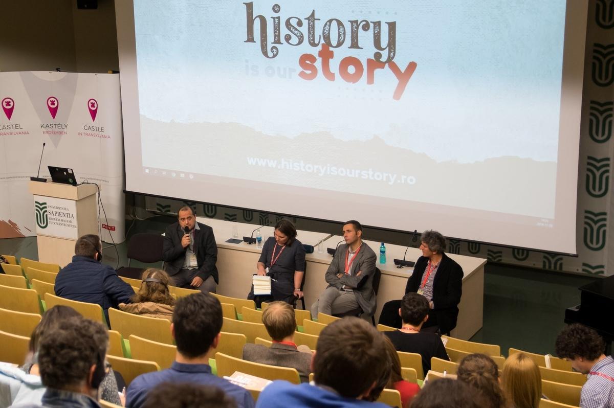 Primul documentar web interactiv din Transilvania, prorietari de castele, protecția monumentelor la Conferința Castel în Transilvania