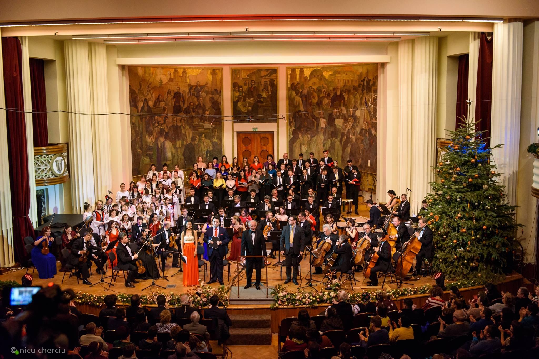 Interviu cu Cristian Bence-Muk și Cornel Groza despre Concertul caritabil de Colinde Românești