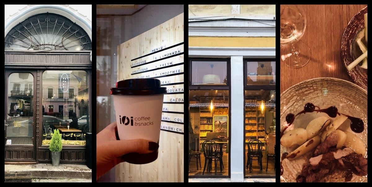 4 localuri recent deschise în Cluj: Cucina Turea, Papanini, Cuib și Ioi Coffee