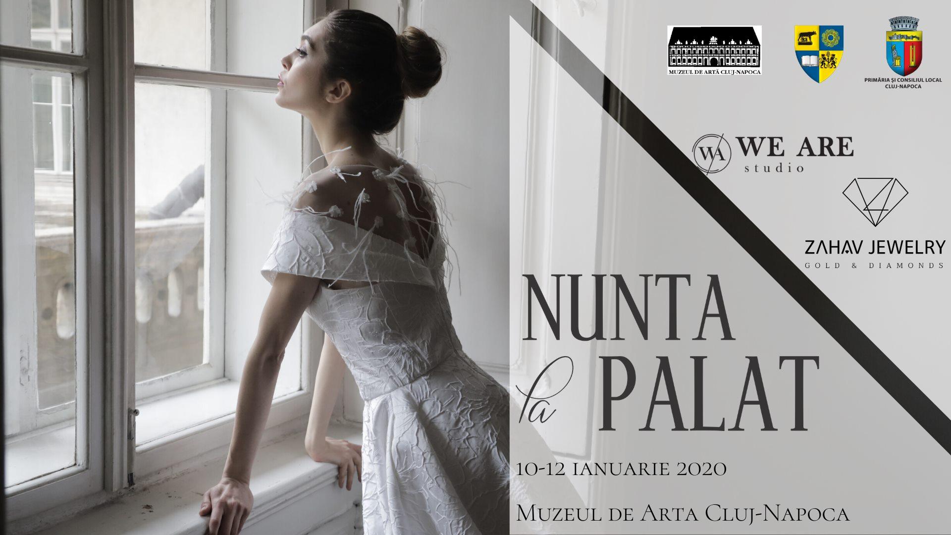 Nuntă la Palat – expoziție de nunti