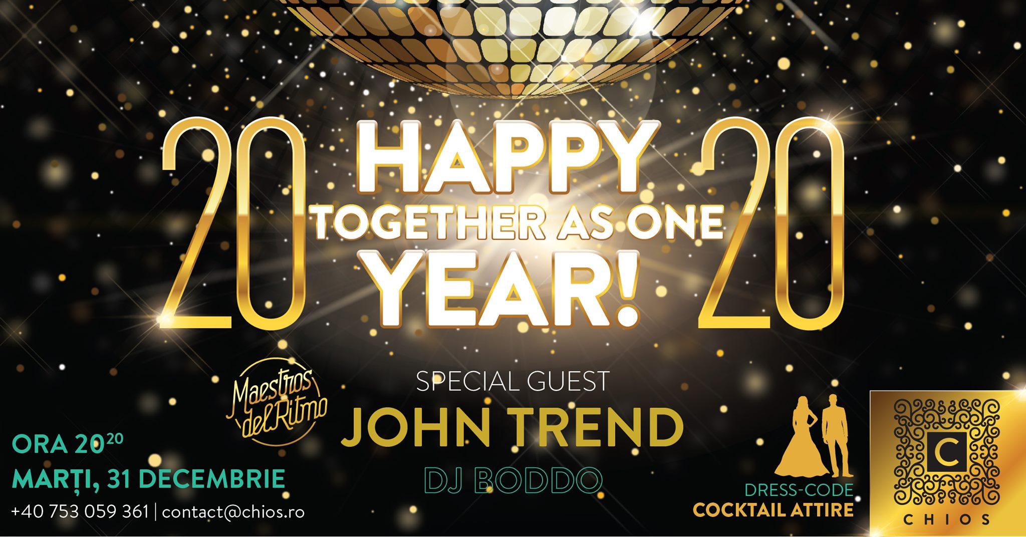 Revelion 2020 @ Chios Social Lounge