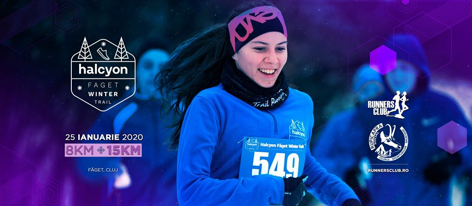 Halcyon Făget Winter Trail