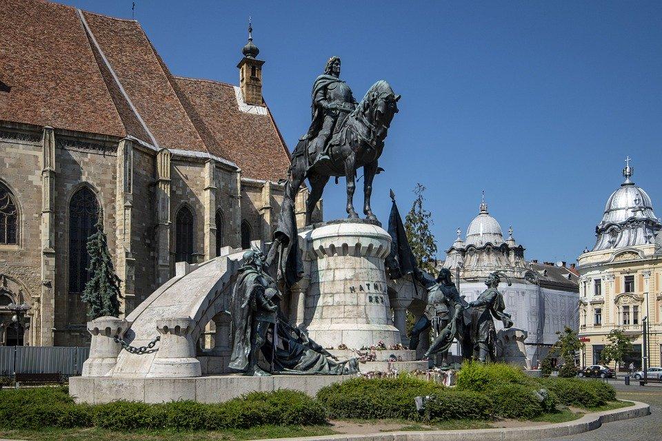 Activități și jocuri care au loc în Cluj