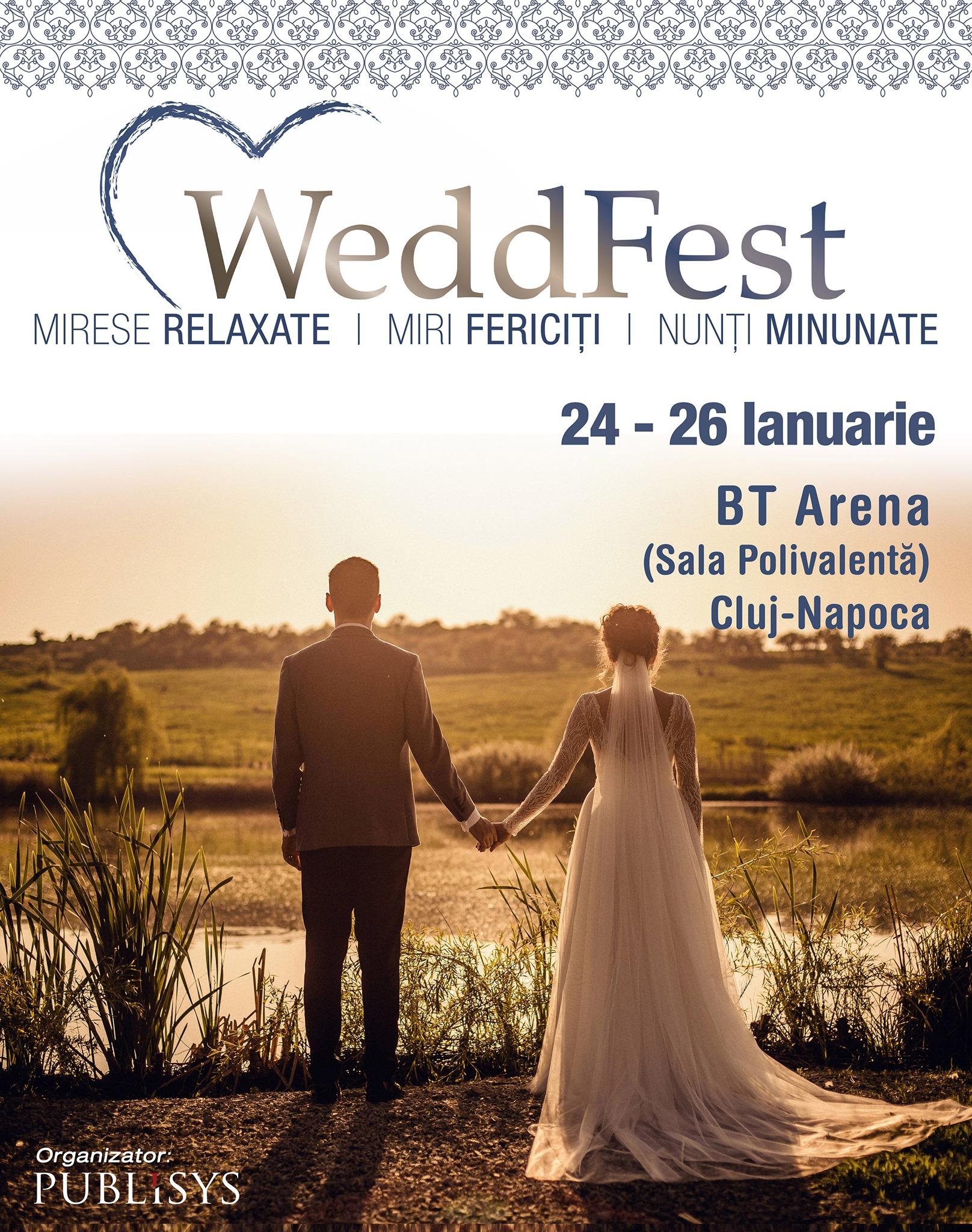 Weddfest 2020 – Târg de nunți