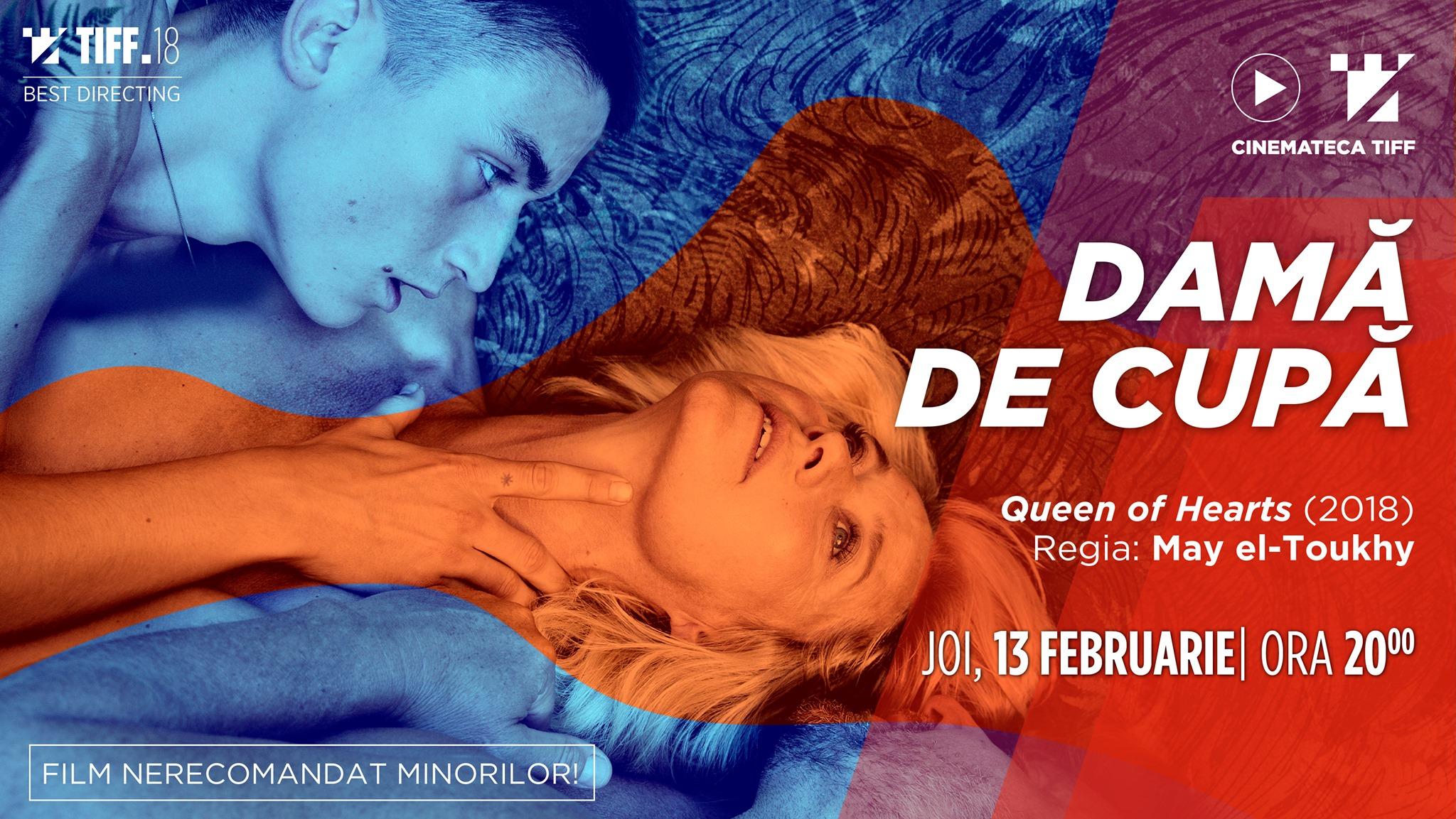 Avanpremieră Queen of Hearts | Cinemateca TIFF