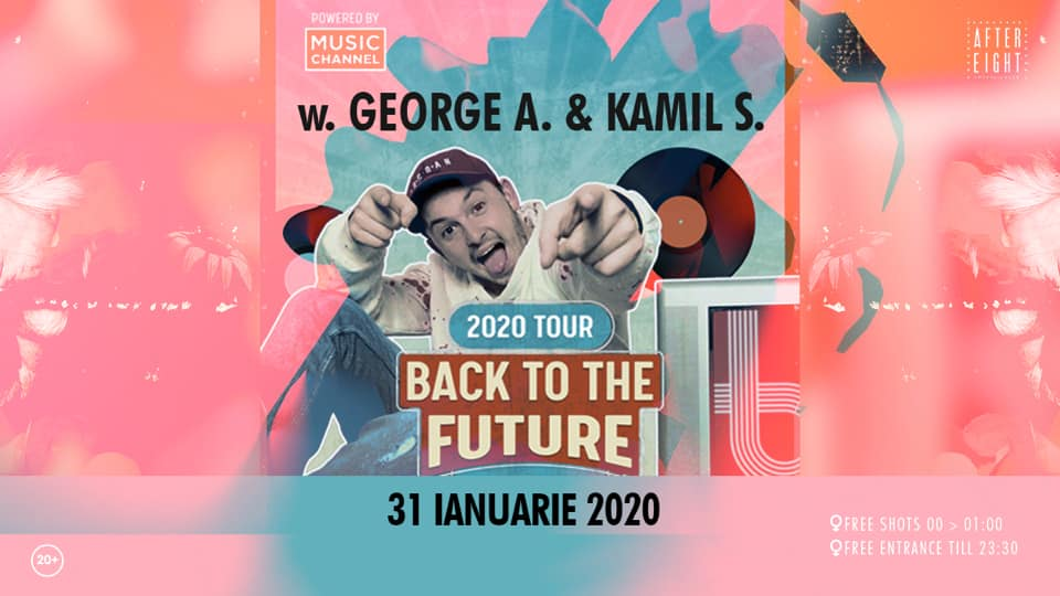 Back To The Future / w. George A & Kamil S