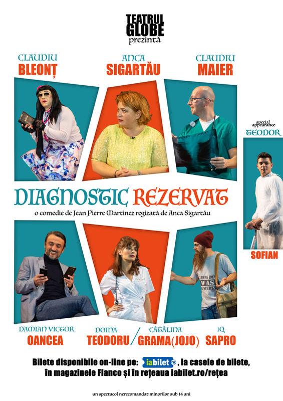 Diagnostic rezervat @ Teatrul Național Cluj-Napoca