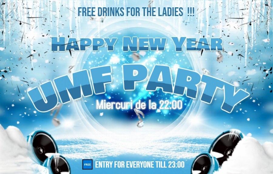 Happy NYE / UMF PARTY