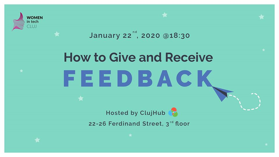 How to Give and Receive Feedback