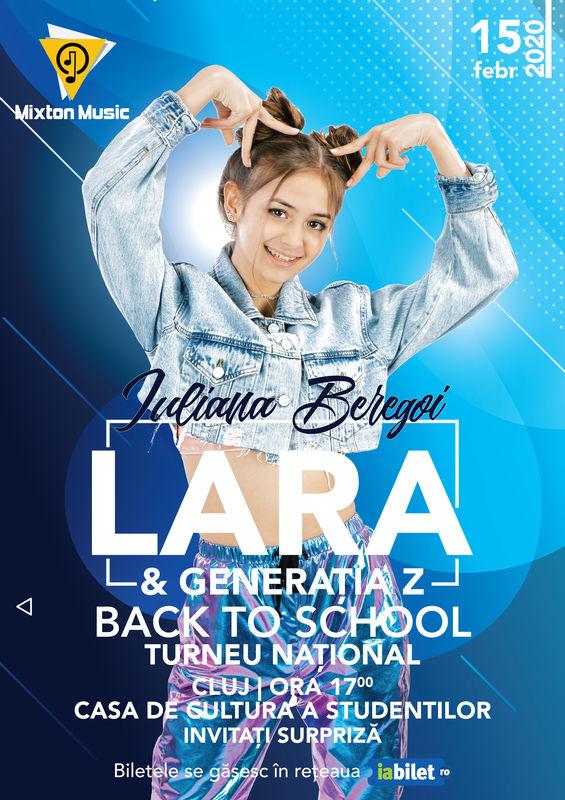 Lara & Generația Z: Back to School