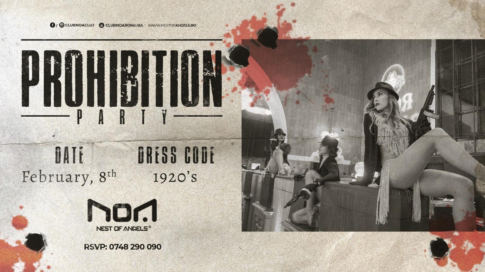 Prohibition Party @ NOA
