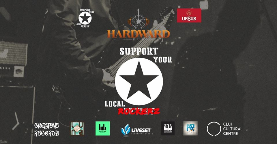 Support Your Local Rockerz #3