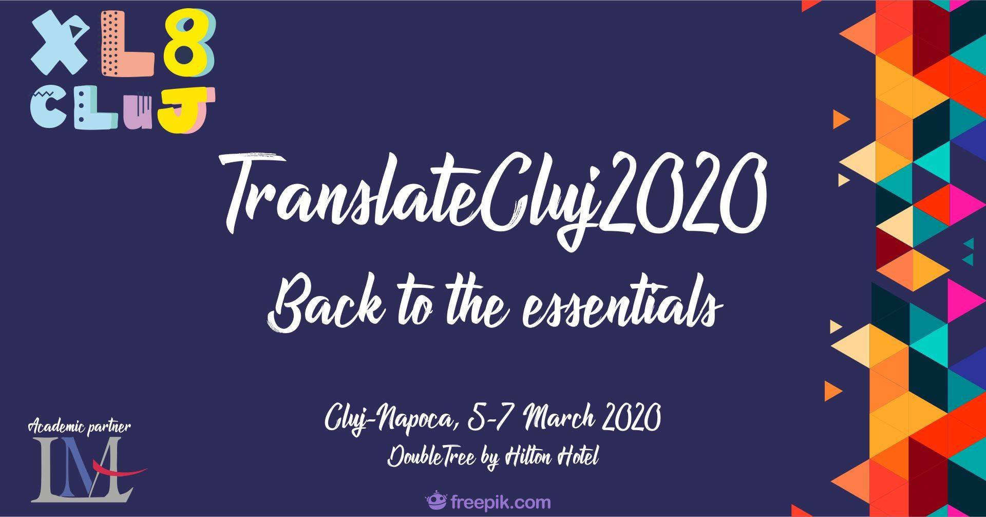 TranslateCluj 2020