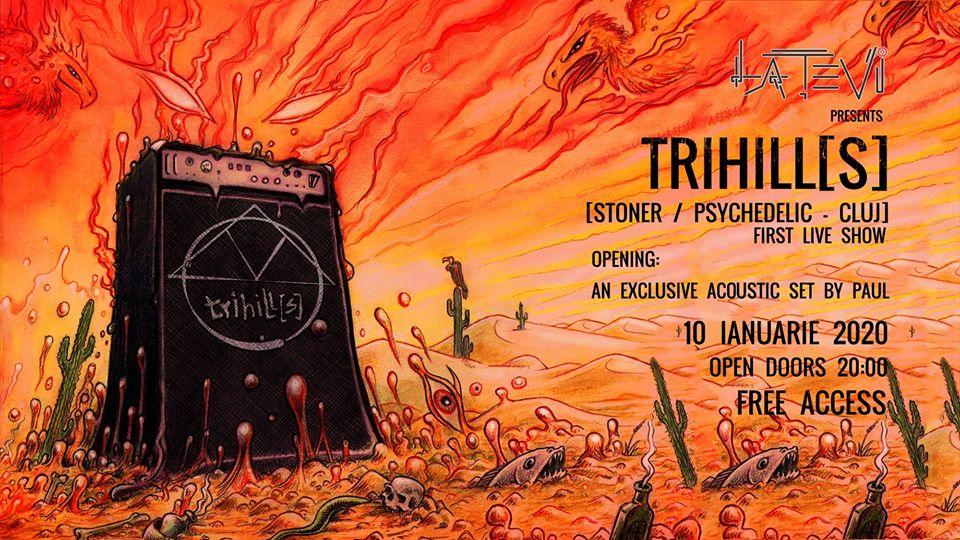 Trihill[s] live @ La Tevi