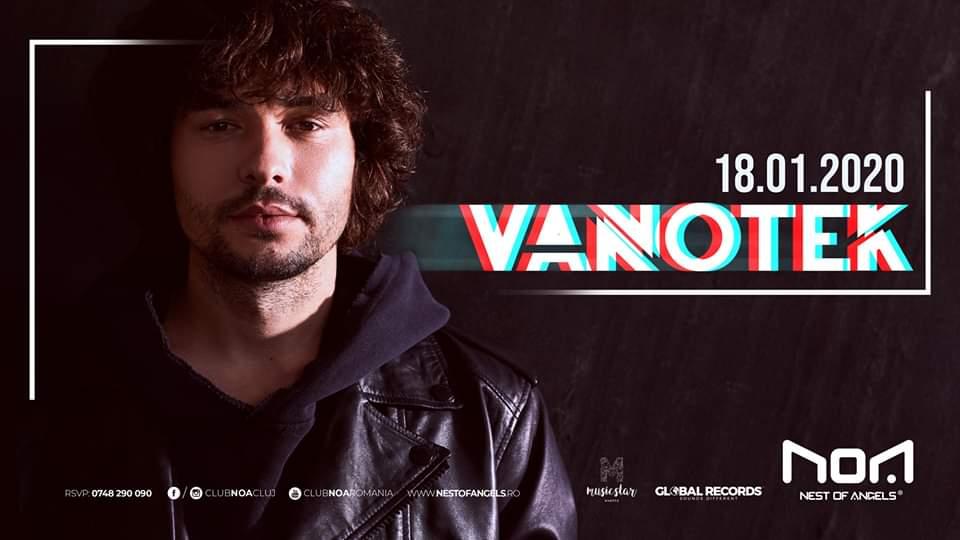 VANOTEK @ Club NOA