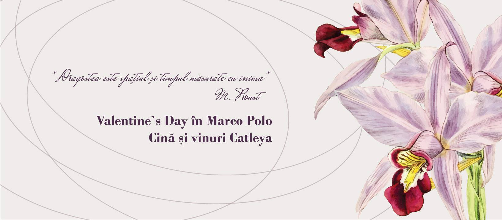 Valentine's Day @ Marco Polo