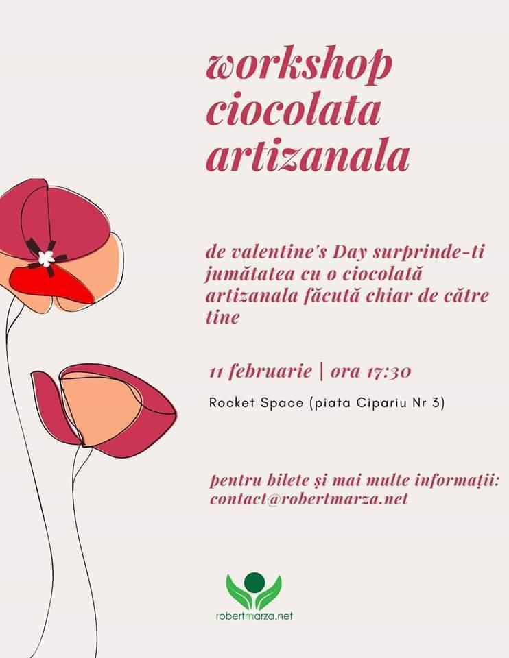 Workshop de Ciocolata Artizanala