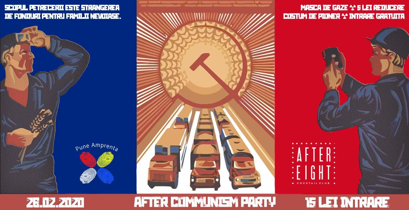 After Communism Party