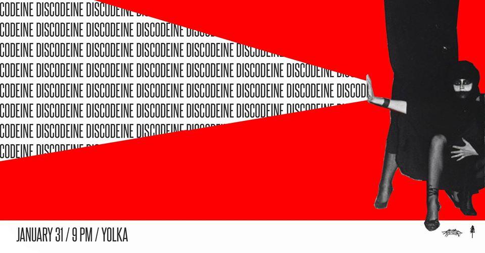 Discodeine @ Yolka