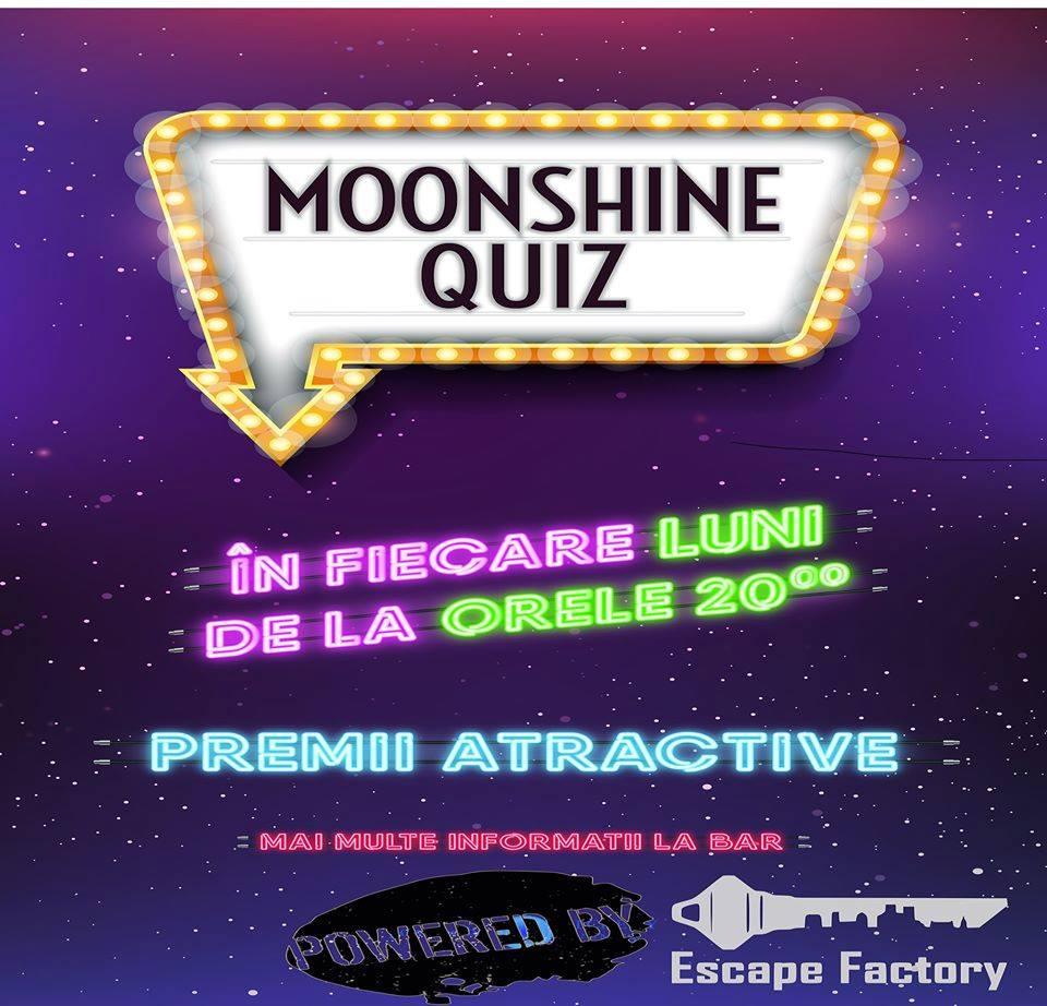 Quiz Under The Moonshine 2020