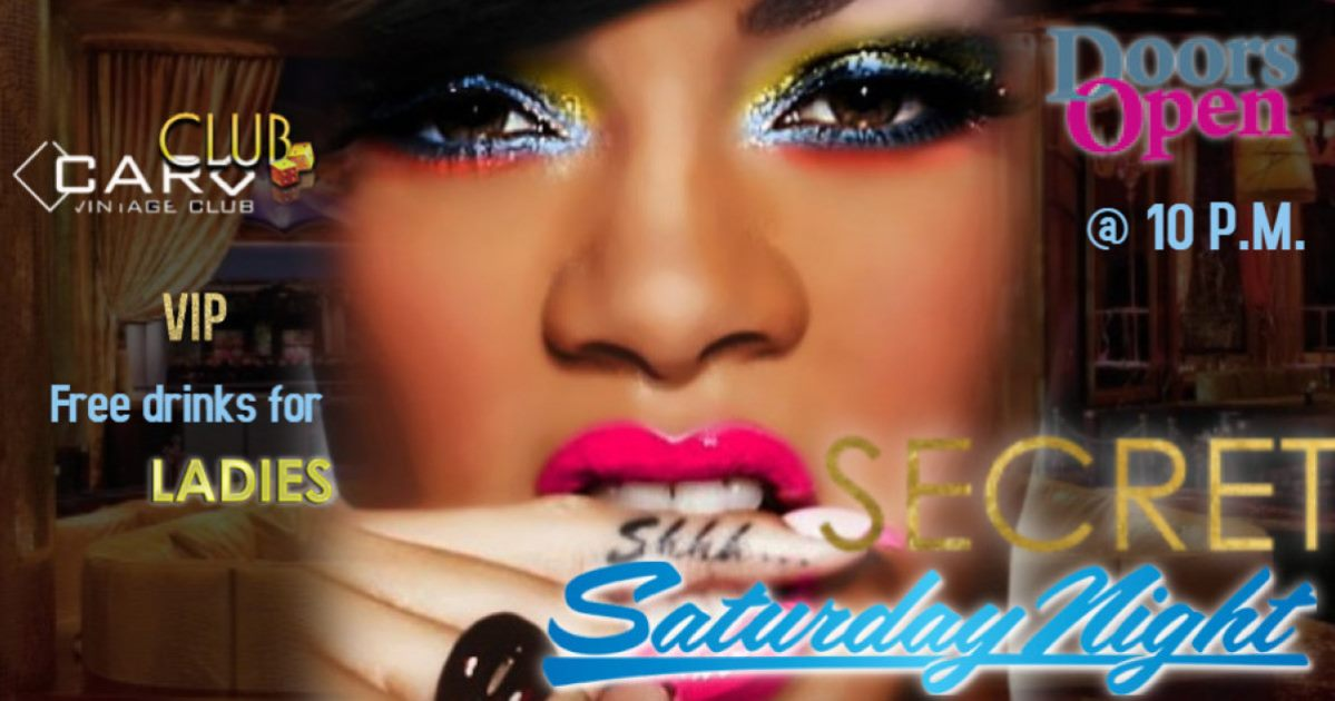 Shhh Secret Saturday Night