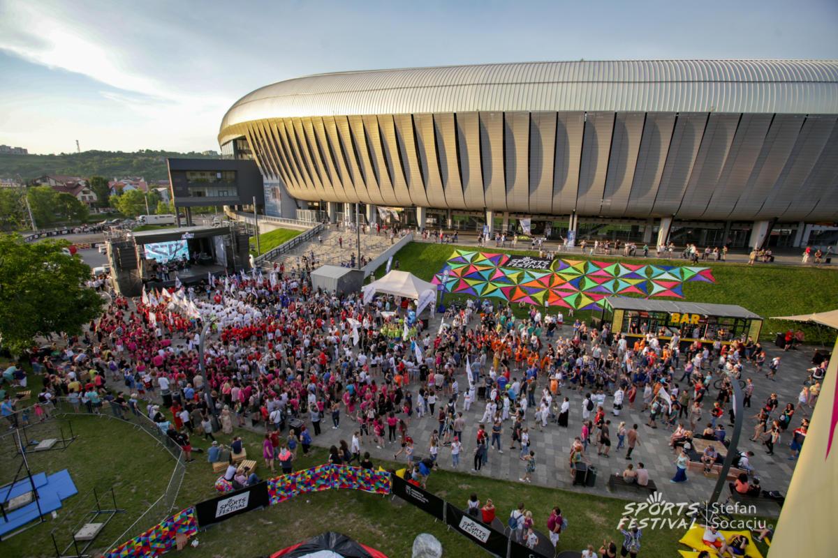 Sports Festival se reprogramează pe iunie 2021