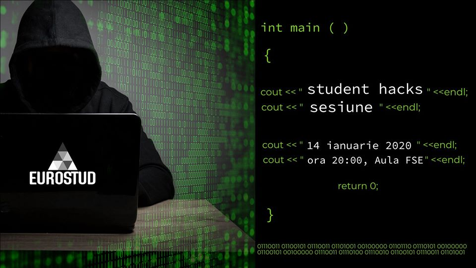 Student hacks – sesiune