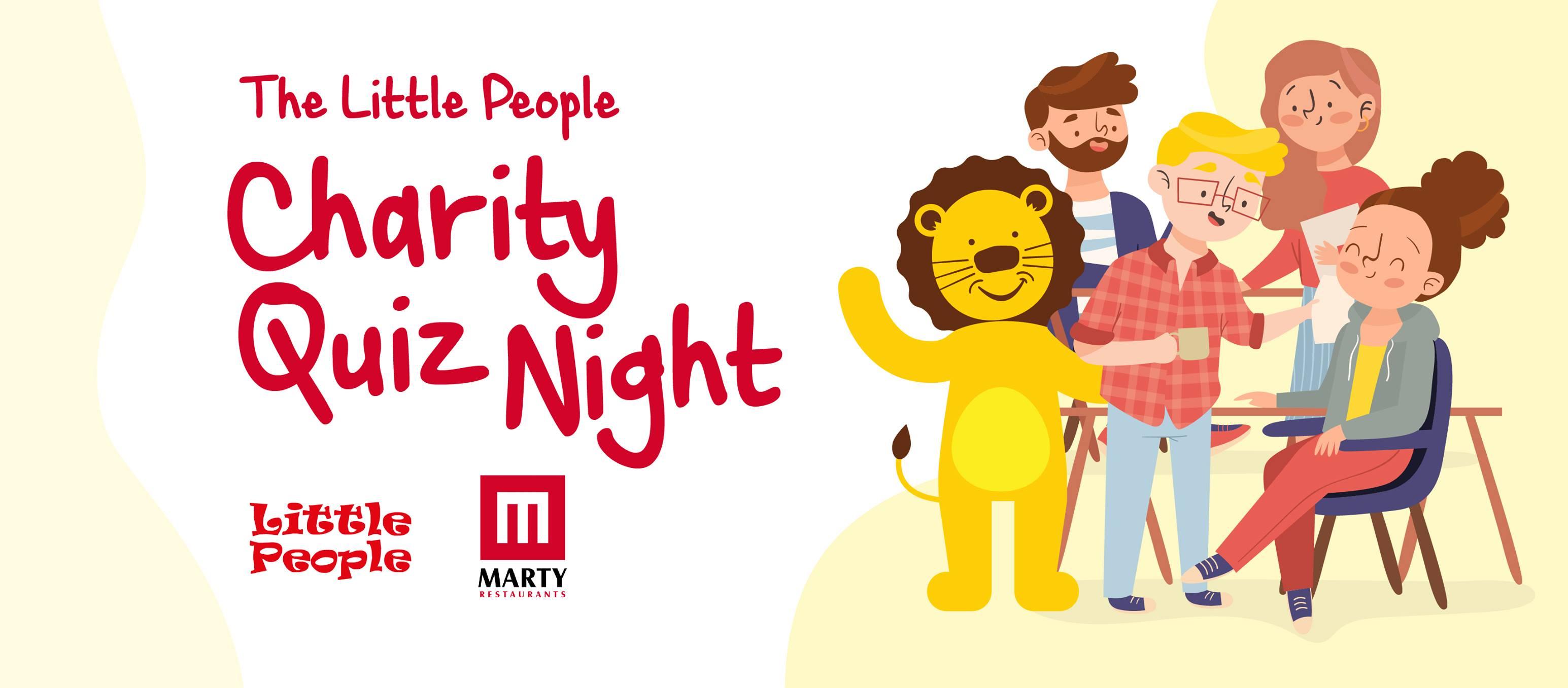 Charity Quiz Night Cluj – 9th of March 2020