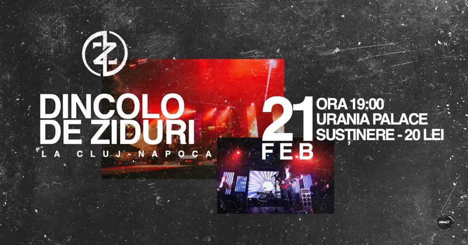 Concert DDZ Live @ Cluj-Napoca