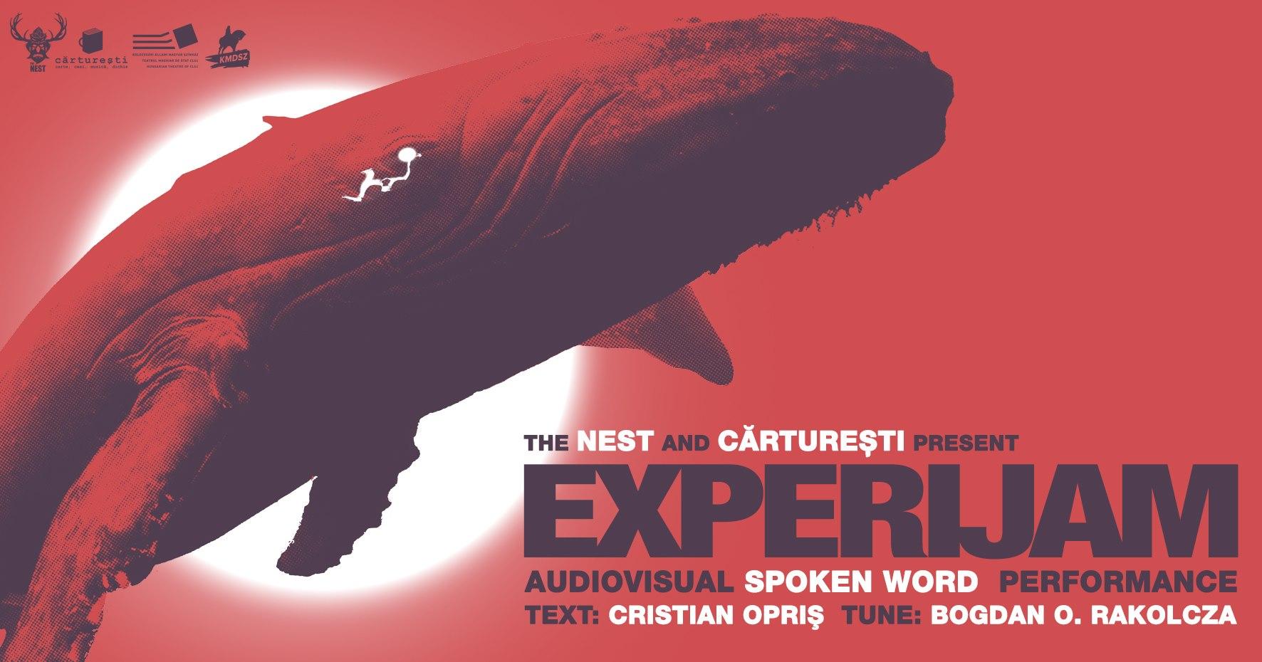 Experijam – Audiovisual Spoken Word Performance