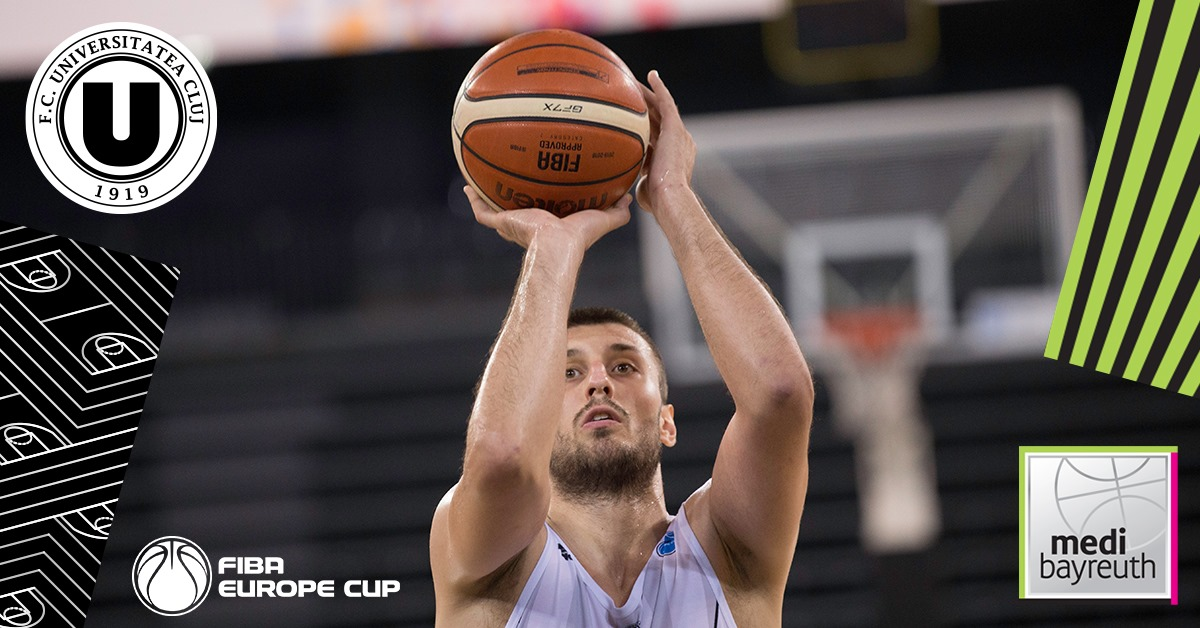 FIBA Europe Cup: U-BT vs. Medi Bayreuth