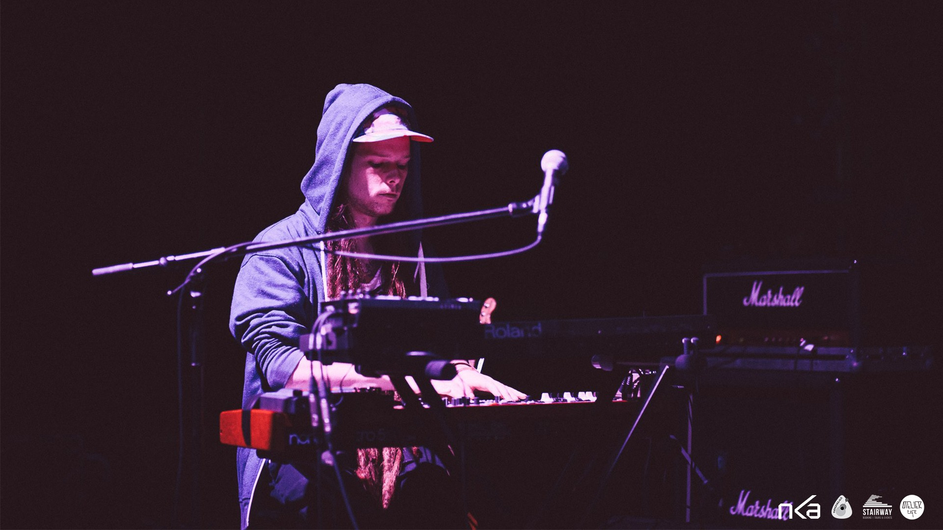 Iamyank live | ambient solo act