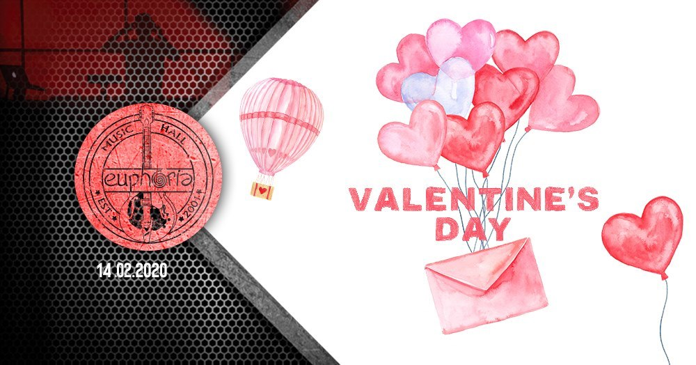 Valentine's Party @ Euphoria Music Hall