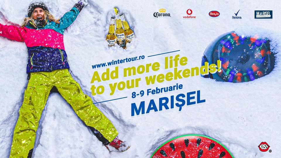 WinterTour Marisel & Apres-ski party CDj