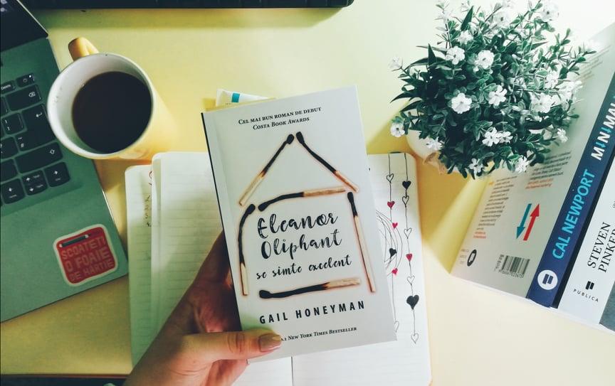 Cartea săptămânii – Eleanor Oliphant se simte excelent, de Gail Honeyman