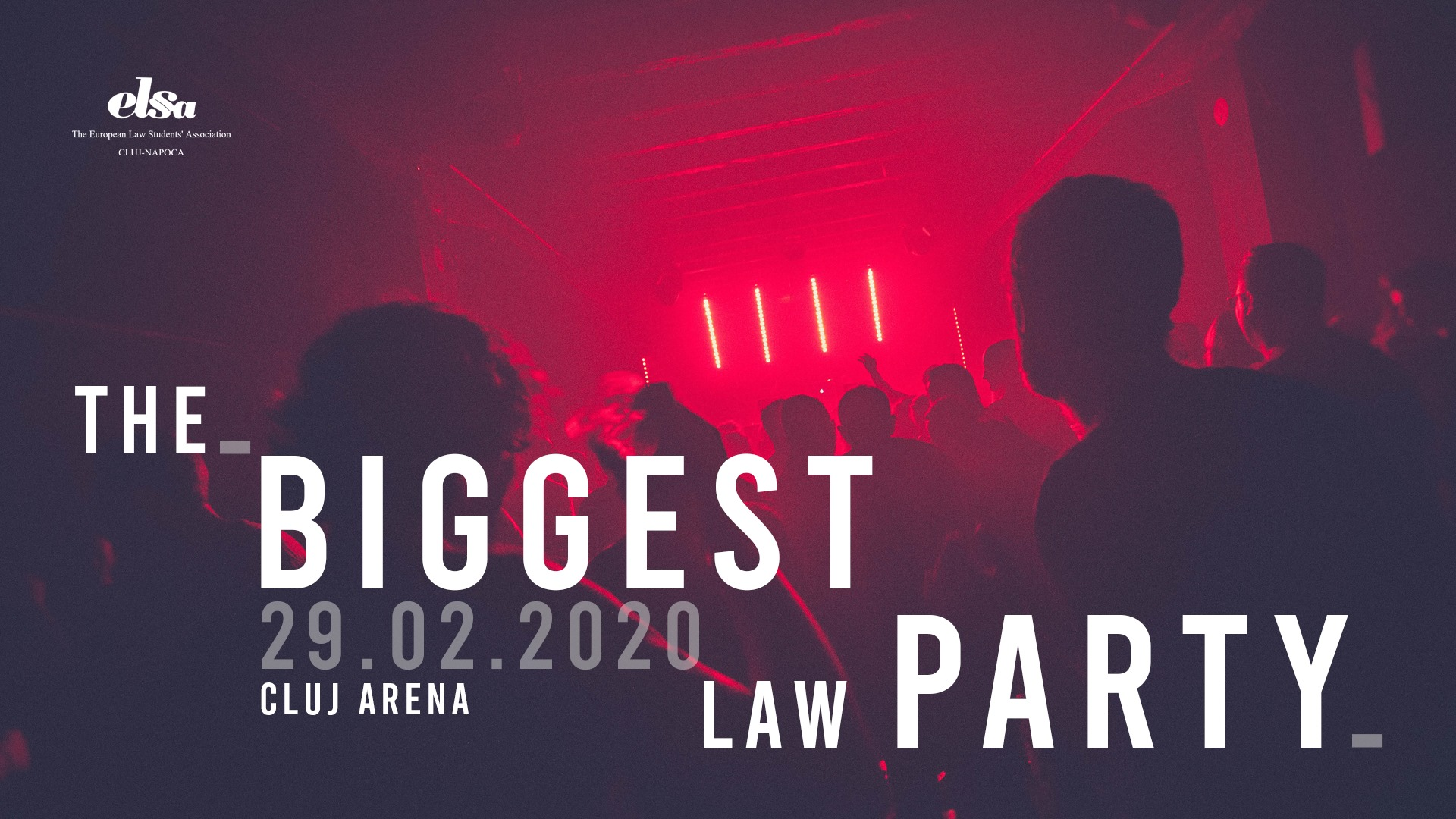 The Biggest Law Party