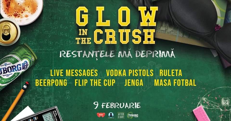 Glow in the CRUSH | Resțantele Mă Deprimă