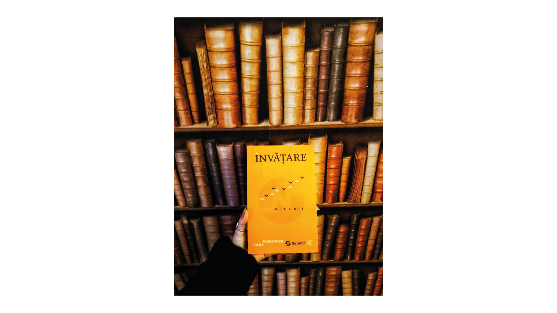 Cartea săptămânii – Învățare, de Tara Westover sau cum să îți începi viața la mijlocul ei