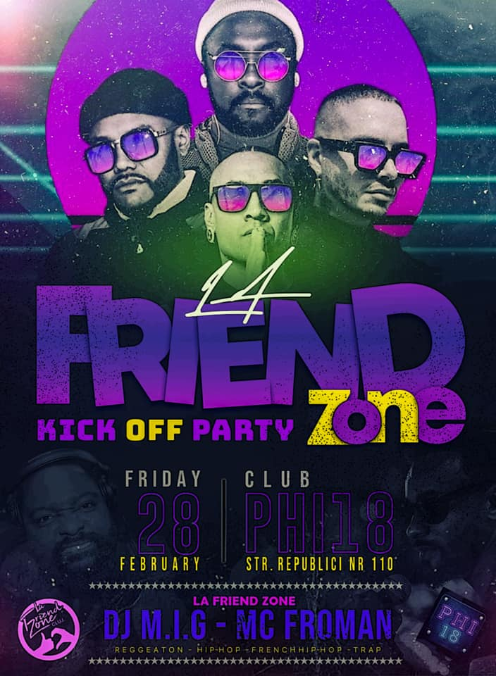 La Friendzone • The Kick Off
