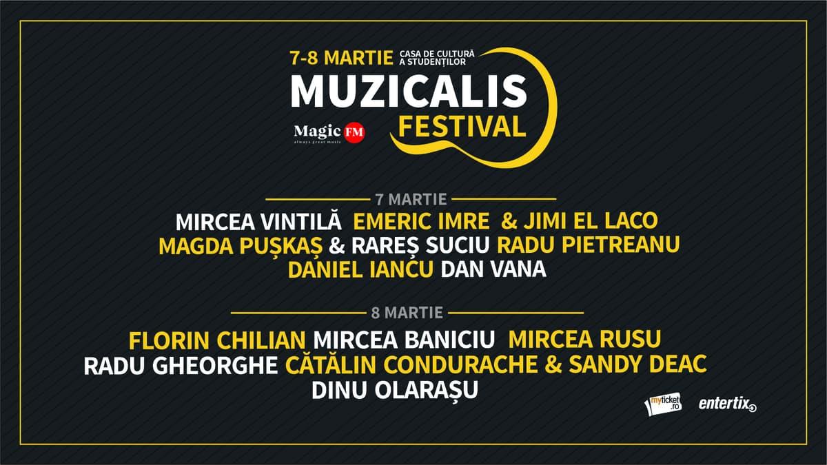 Prima ediție Muzicalis Festival