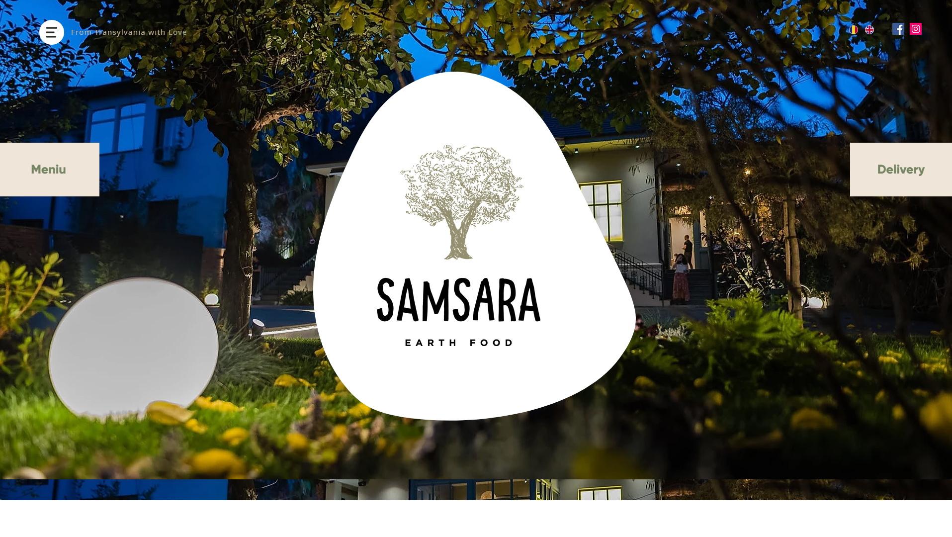"""Testează noul site Samsara și bucură-te de 10% reducere cu codul """"CLUJLIFE10"""""""