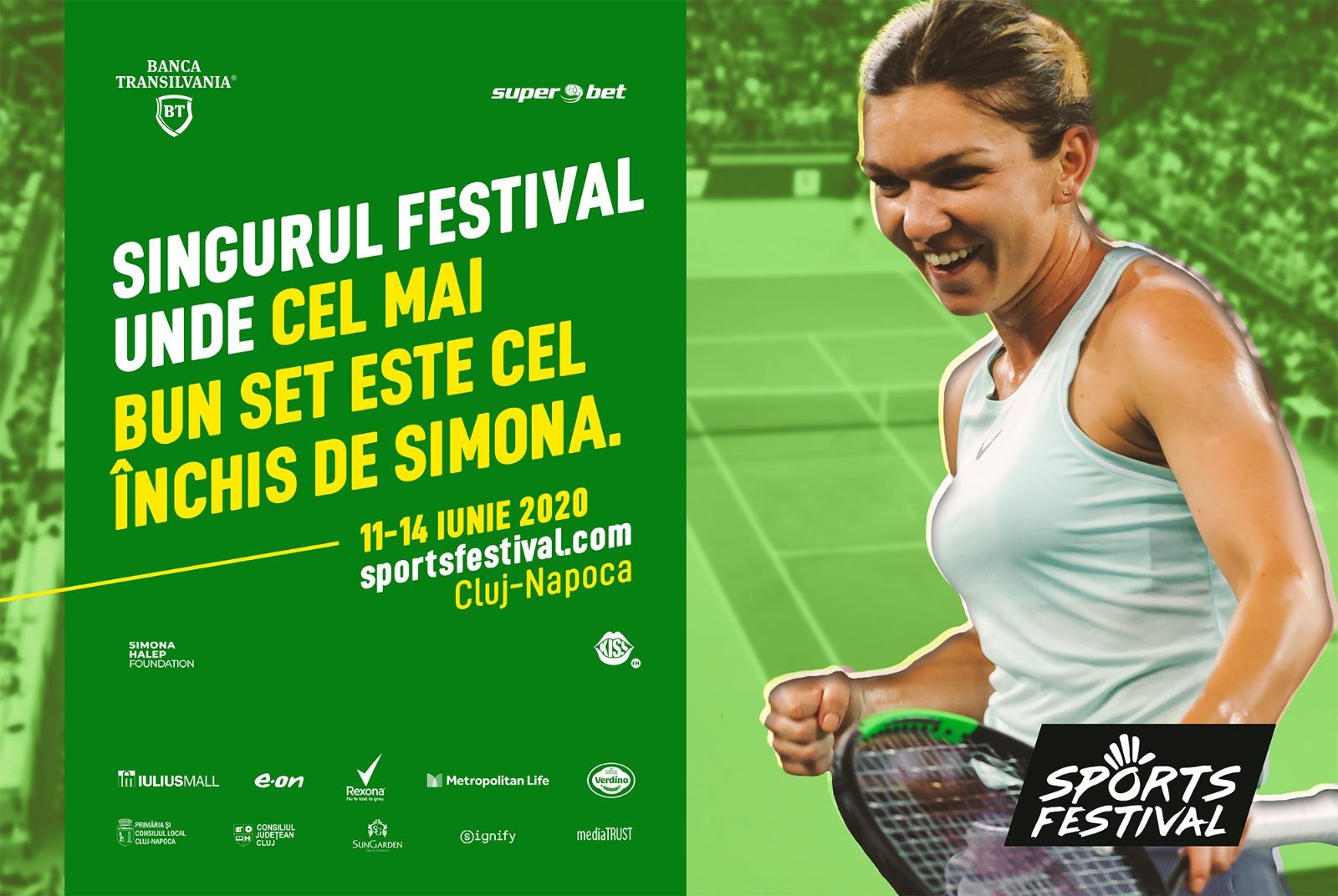 Sports Festival: experimentează un festival altfel