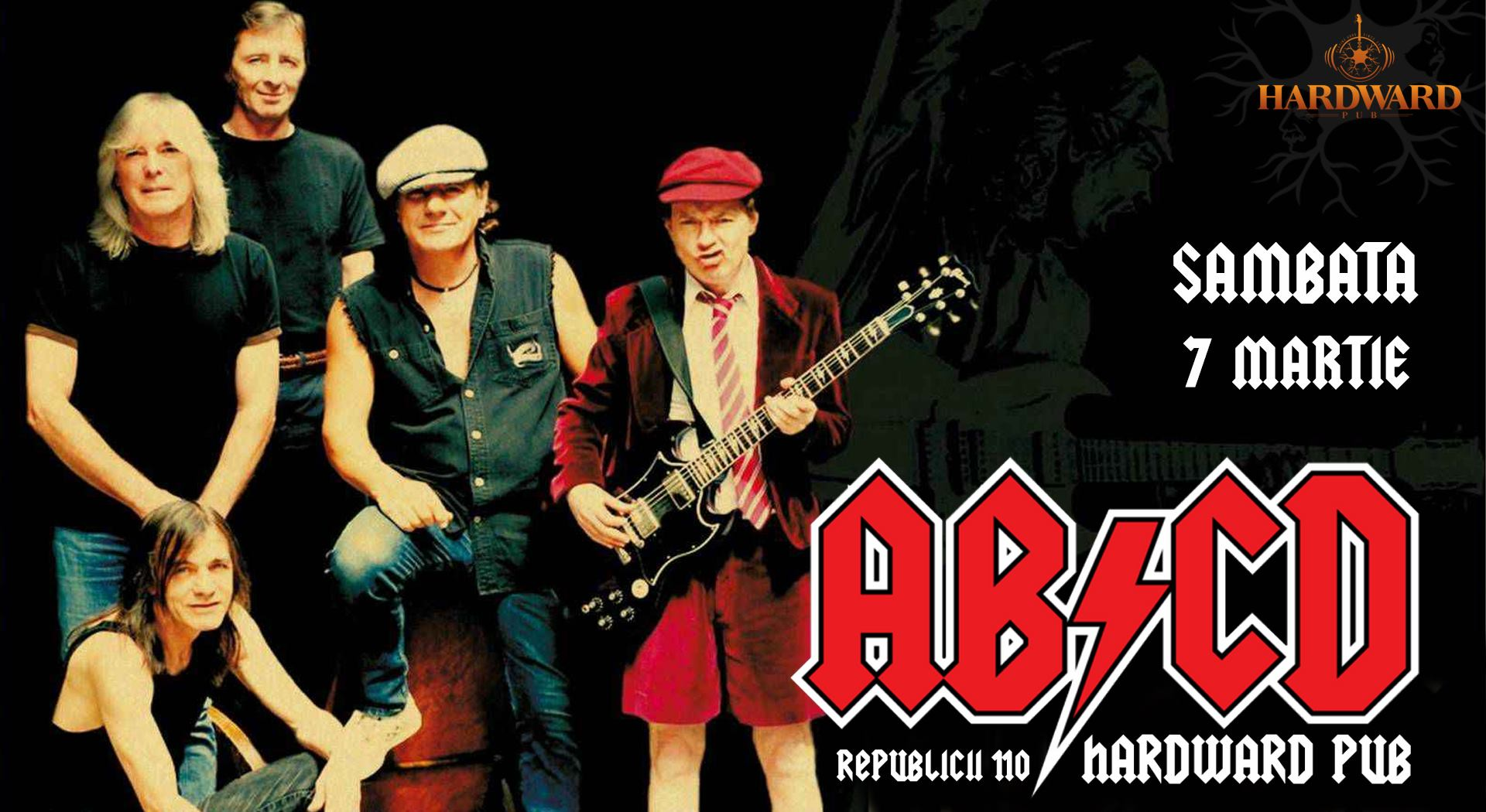 AB/CD: AC/DC Tribute @ HardwardPub