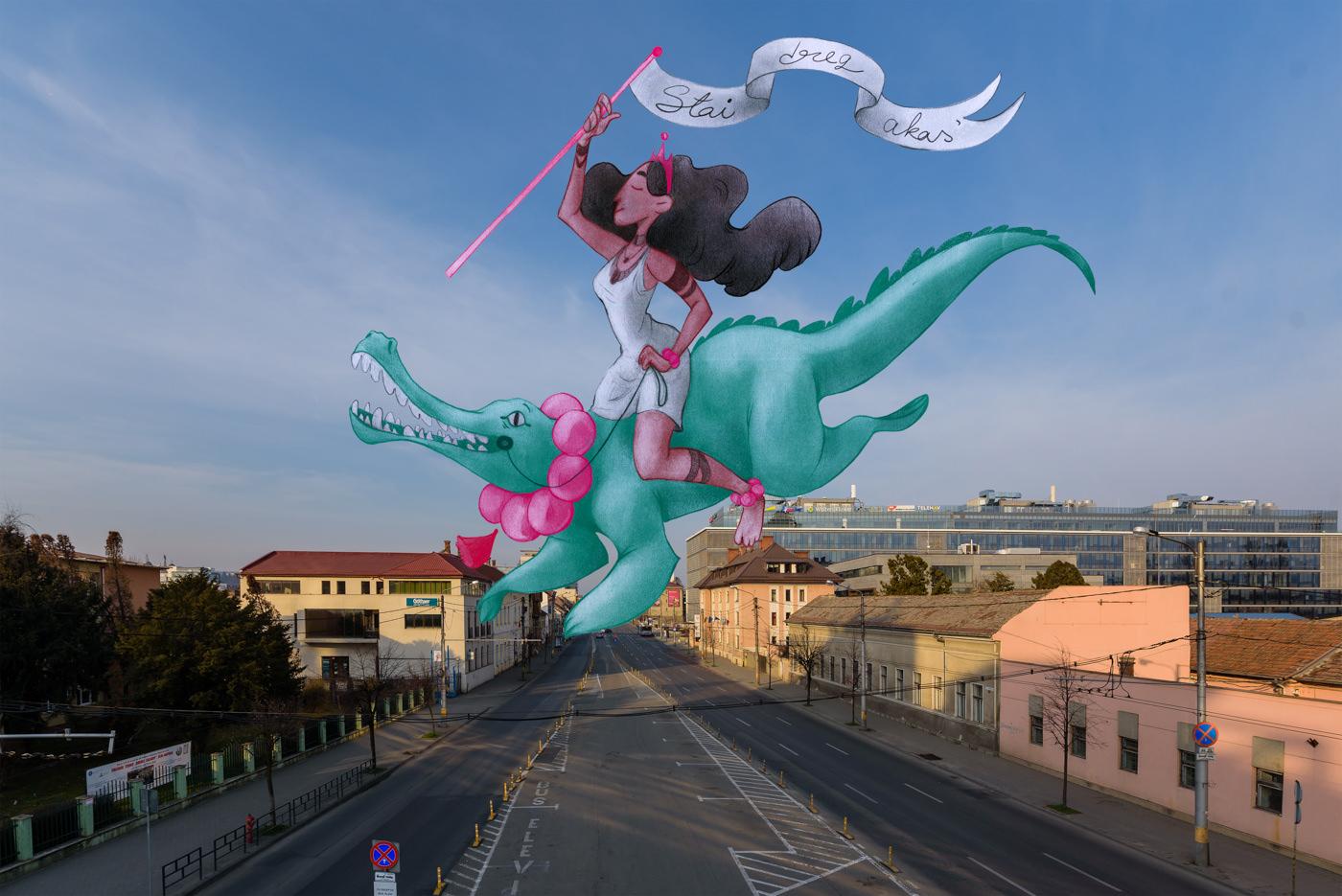 Ilustratori din #Cluj pe care să-i urmărești