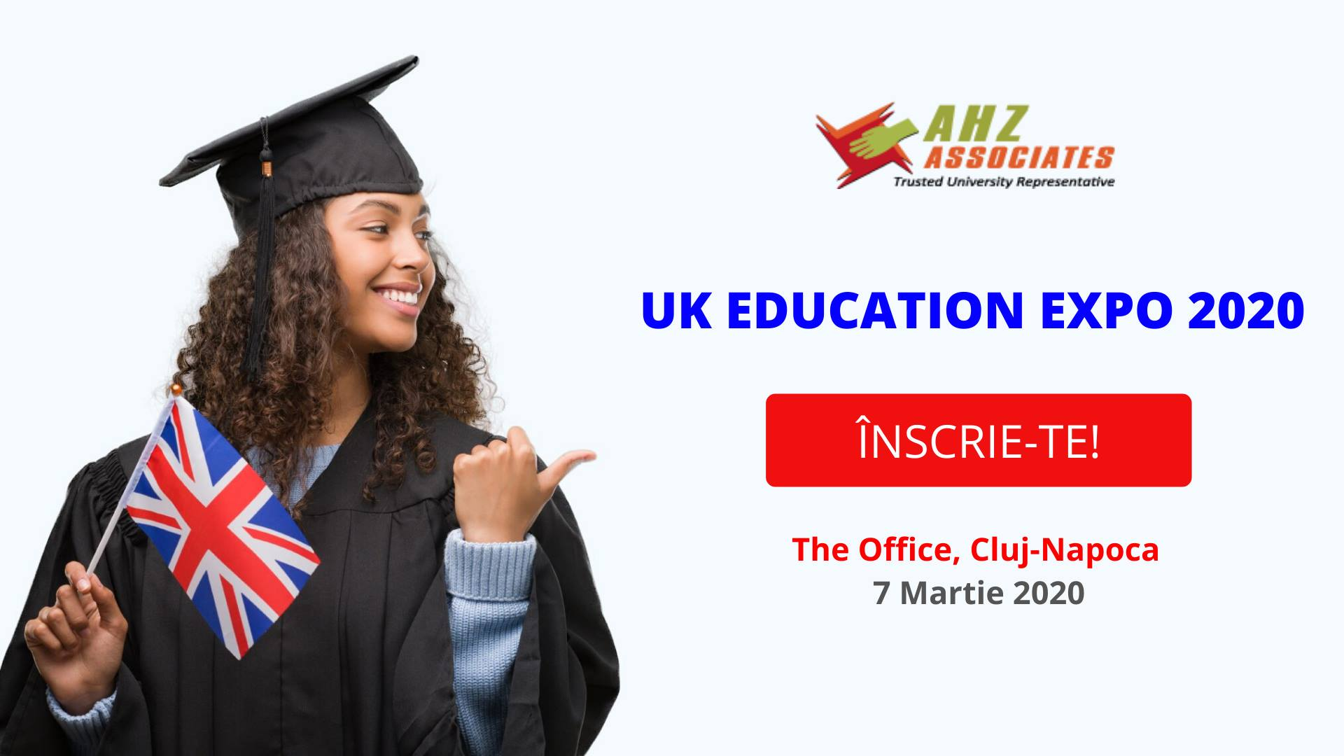 UK Education Expo 2020 @ The Office