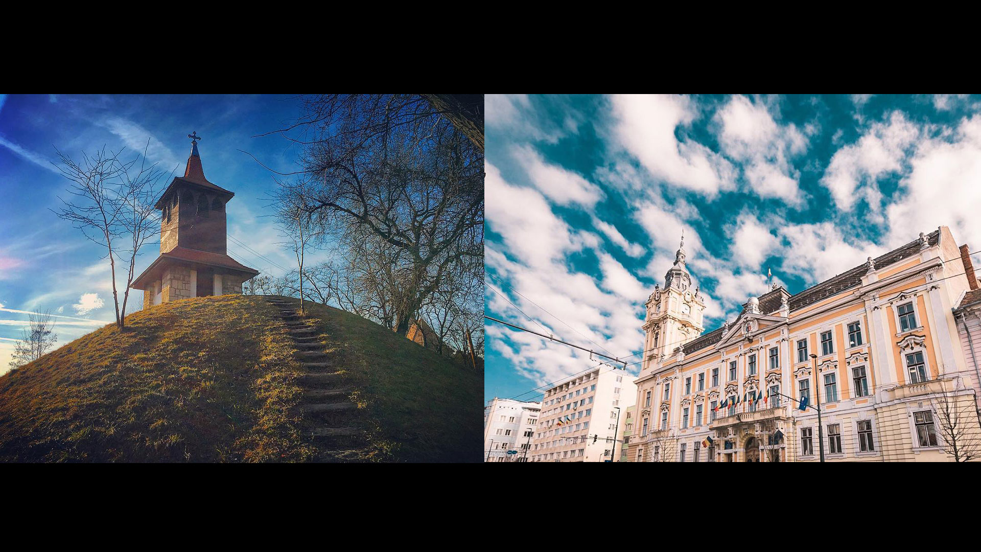7 dintre cele mai vechi clădiri din Cluj-Napoca